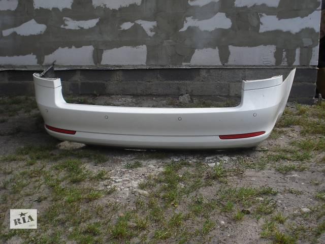 продам  Бампер задний для Skoda Octavia A5 бу в Львове