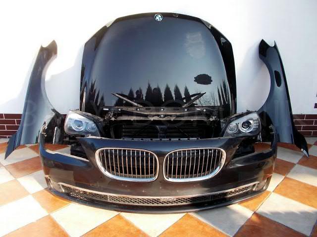 продам Бампер передний для легкового авто BMW 7 Series  BMW 7 F01 F02, BMW 7 E65 E66 морда запчасти бу в Жовкве
