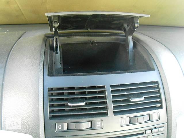 бу Бардачок Volkswagen Touareg Фольксваген Туарег 2003-2009р. в Ровно