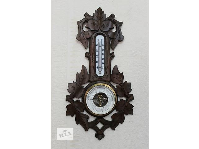 Барометр с термометром, Германия 1930-е годы- объявление о продаже  в Каменском (Днепропетровской обл.) (Днепродзержинск)