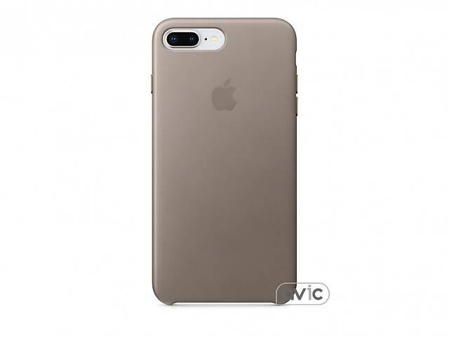 продам Чехол для Apple iPhone 7/8 Plus Leather Case Taupe (MQHJ2) бу в Харькове