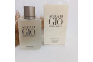 Чоловіча туалетна вода Armani Acqua di Gio Pour Homme 100 мл + ПОДАРУНОК