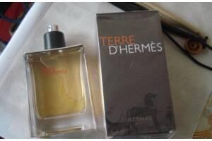 Чоловіча туалетна вода Hermes Terre D& # 039; Hermes 100 мл + ПОДАРУНОК