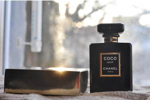 Coco Chanel Noir EDP 100 ml 3.4 Oz. (Оригинал! made in France)