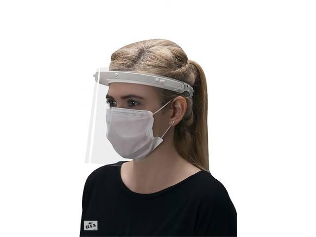 Екран захисний для обличчя, захисний щиток для обличчя