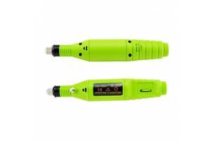 Фрезер ручка для маникюра и наращивания ногтей Kronos Green 20000 оборотов (bks_02103)