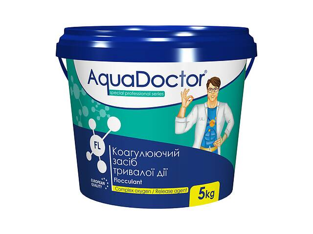 продам Коагулирующее средство в гранулах AquaDoctor SKL82-290922 бу в Харькове