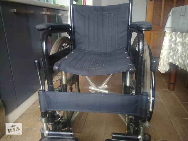 Компактная - роскладная Инвалидная коляска