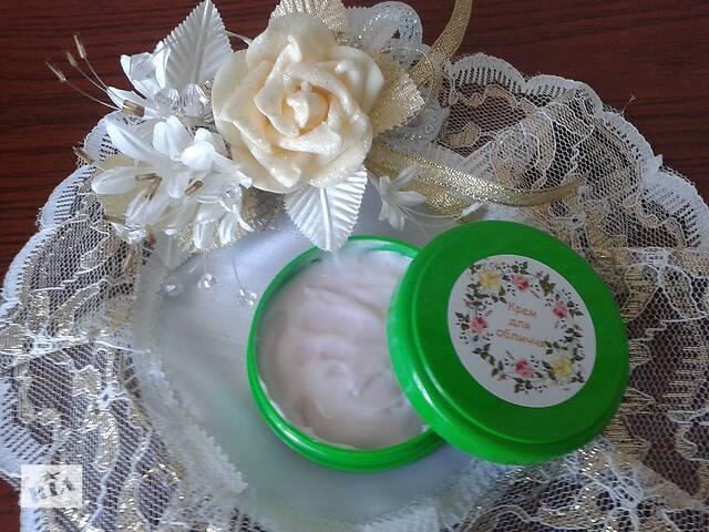 Крем для лица из натуральных ингредиентов- объявление о продаже  в Одессе