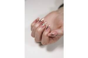 Курс: Нарощування нігтів на верхні форми. 7 липня