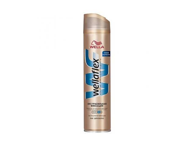 Лак для волос WellaFlex Экстрасильная Фиксация 250 мл (4056800114061)