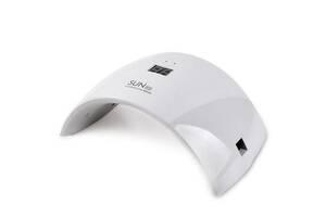 Лампа для сушки гель лаков 24W LED UV SUN 9S White (gr_007264)