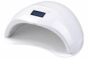 Лампа для сушки ногтей SUN 5 PLUS White 48W UV/LED для полимеризации (par_SUN FIVE 7033)