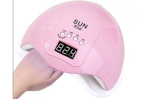 Лампа SUN 5 FIVE Beauty 48W UV/LED