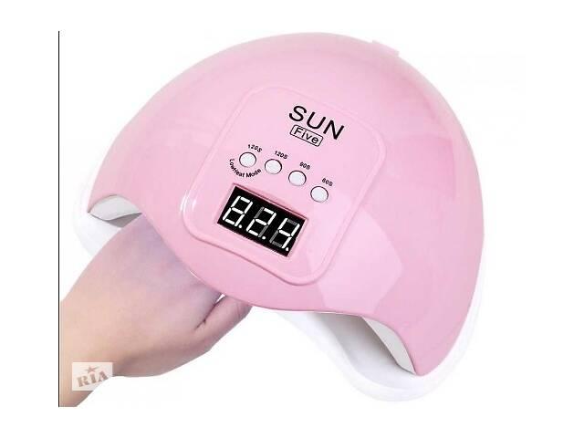 бу Лампа SUN 5 FIVE Beauty 48W UV / LED в Николаеве