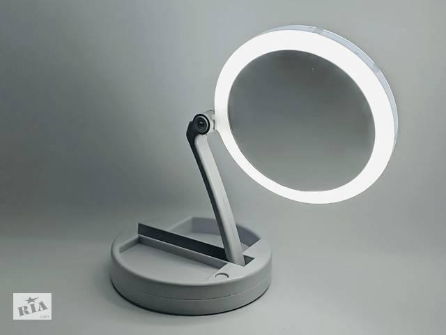 продам Легендарное косметическое зеркало с LED-подсветкой со скидкой бу в Киеве