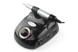 Машинка для маникюра и педикюра фрезер Kronos Beauty nail DM-208 Black (gr007410)