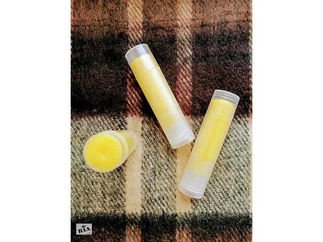 бу Медовий бальзам для губ з лавандовим маслом і вітаміном Е в Шепетівці