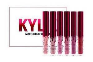 Набор матовых помад Kylie Matte Liquid Lipstick