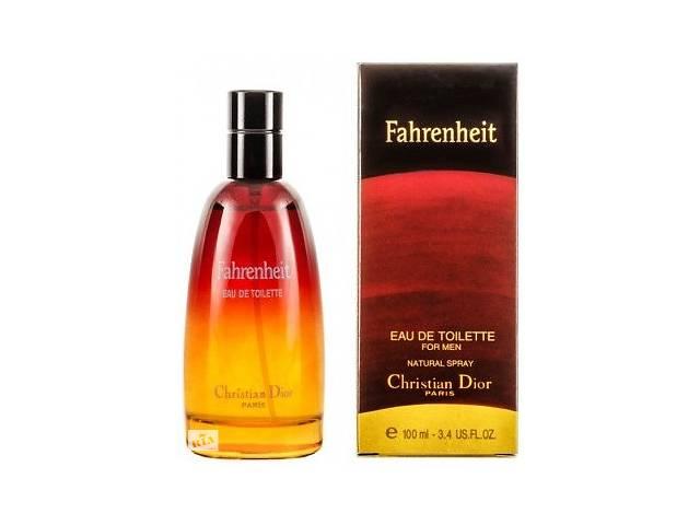 продам Продам! Dior Fahrenheit мужской парфюм 100 мл и ПОДАРОК бу в Виннице
