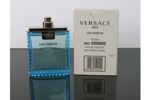 Продам! Versace Man Eau Fraiche ТЕСТЕР 100 мл + ПОДАРУНОК