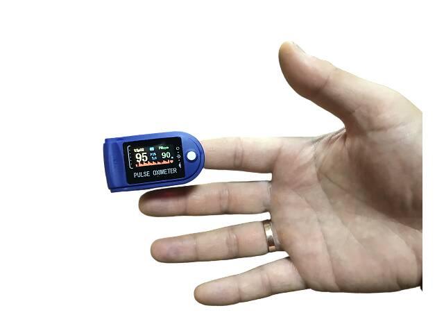 продам Пульсометр оксиметр на палец (пульсоксиметр) JN P01 TFT бу в Харькове