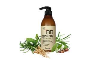 Шампунь с биобиотином от выпадения волос ADELLINE Bio Biotin Shampoo, 500мл