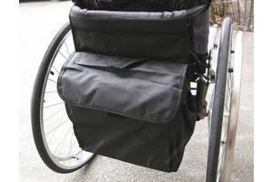 Вещевая сумка для инвалидной коляски