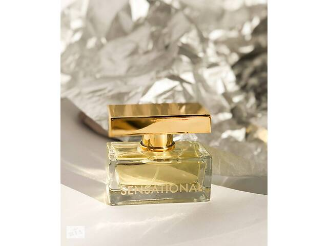 Женская парфюмированная вода Sensational.
