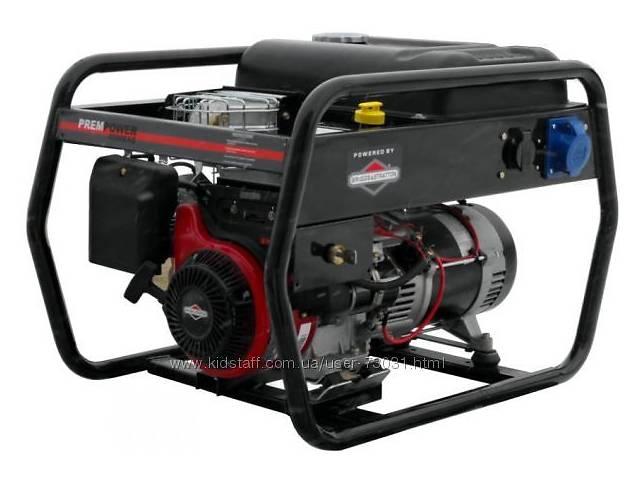 купить бу Бензиновый генератор AGT 4500 EAG в Киеве