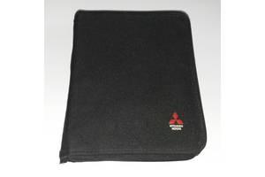 Папка, тряпичный чехол Mitsubishi Митсубиси Митсубиши для документов, инструкции, сервисной книжки
