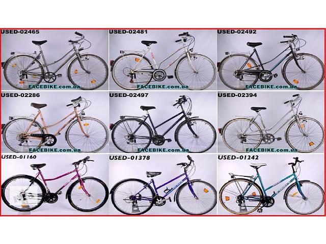 купить бу Акция на БУ Велосипеды из Германии-Документы,Гарантия-Большой выбор! в Киеве