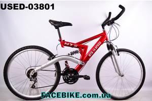 б/у Велосипеды-двухподвесы