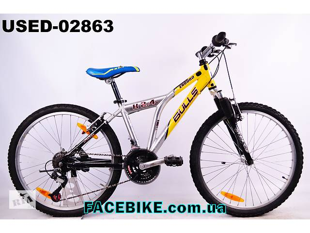 продам БУ Подростковый велосипед Bulls-из Германии у нас Большой выбор! бу  в Киеве 17a496960c485