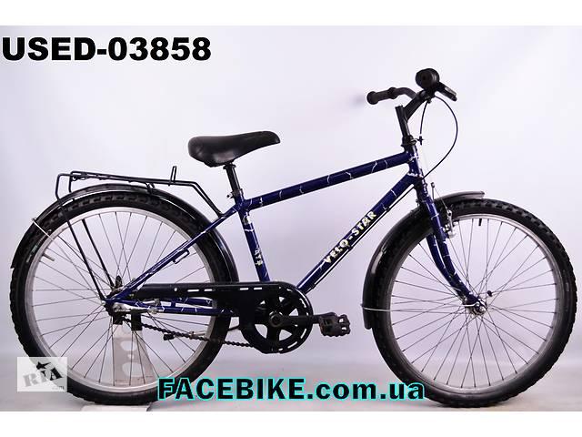 купить бу БУ Подростковый велосипед Velo Star-Гарантия,Документы в Києві
