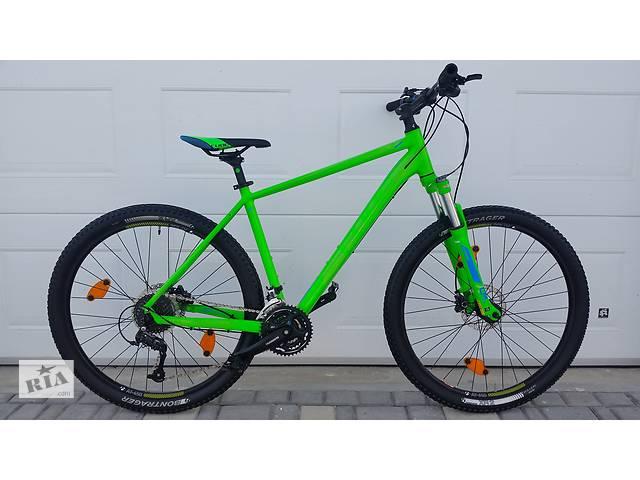 продам Бу велосипед Cube кросс кантри 27.5 бу в Дунаевцах (Хмельницкой обл.)