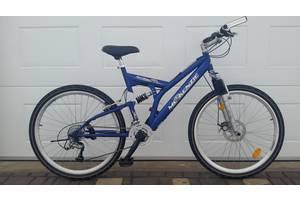 Велосипеды-двухподвесы Mckenzie