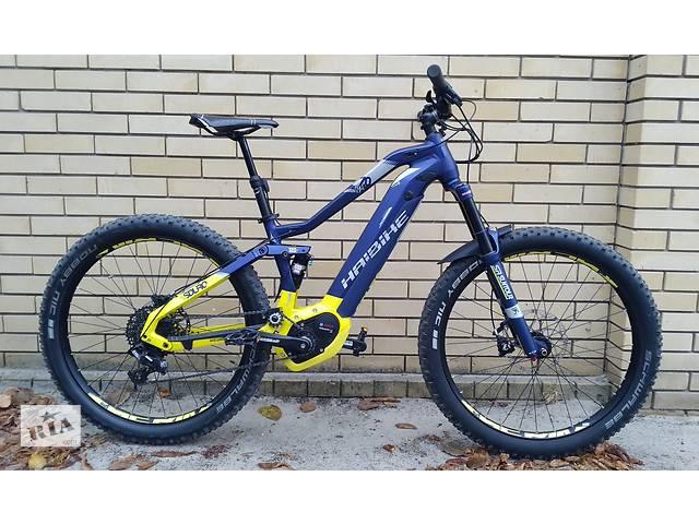 Электро велосипед E-bike Haibike Sduro FullSeven LT 7.0 (2019) Bosch- объявление о продаже  в Сумах