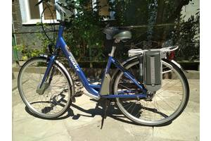Электровелосипеды Giant