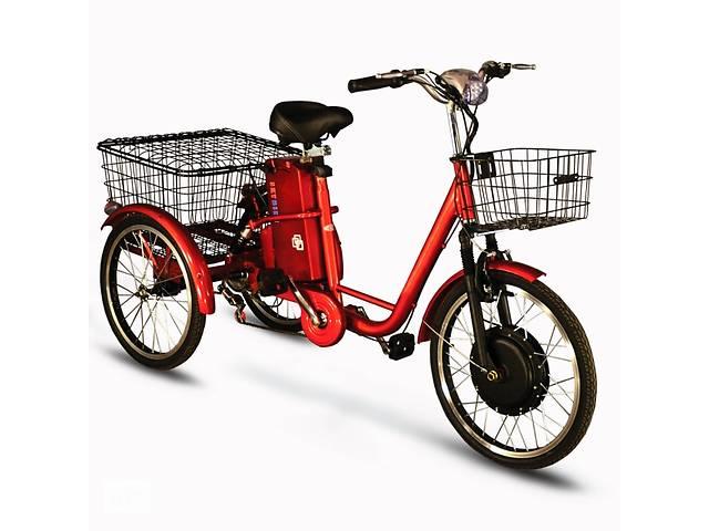 бу Электровелосипед трехколесный грузовой 3-CYCL + реверс в Одессе
