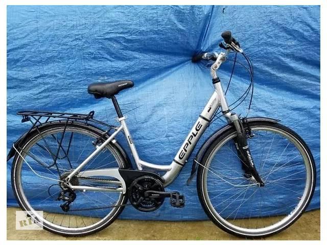 купить бу Germany велосипед Epple дамка колеса 28 пістоновані Shimano городской в Дрогобыче
