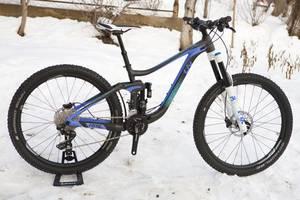 Новые Велосипеды для фрирайда Giant