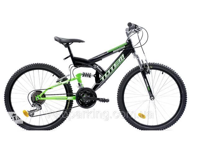 купить бу Горный двухподвес велосипед Ardis Totem Marstar в Дубні