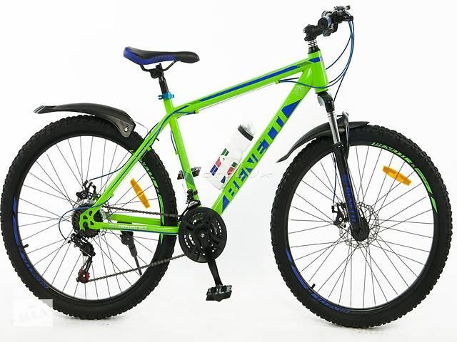 """продам Горный велосипед Benetti Pronto рама 17"""", колёса 26"""" бу в Мукачево"""