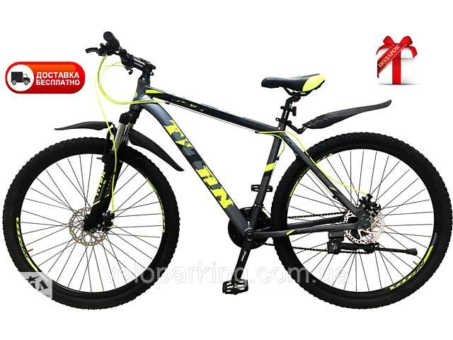 купить бу Горный велосипед найнер Titan Extreme 29 (2019) new в Дубно