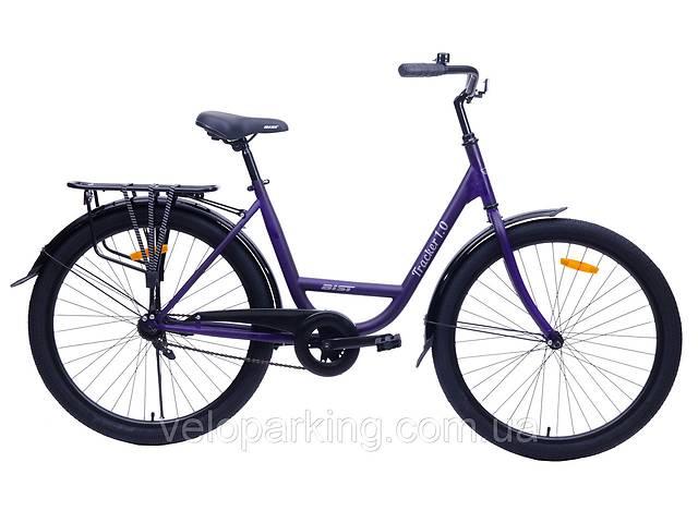 продам Городской дорожный велосипед Аist Traker 26 (Минск,Беларусь) оригинал бу в Дубно