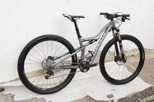 Новые Велосипеды-двухподвесы Specialized