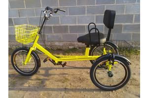 Новые Велосипеды для инвалидов
