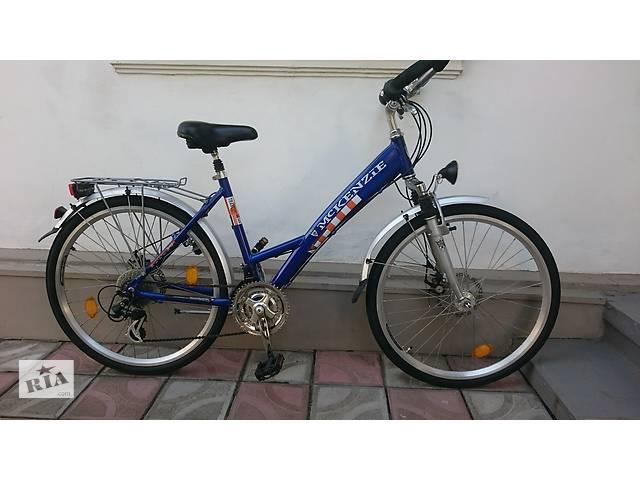 "бу Велосипед 26"" Mckenzie алюминий диск в Бучаче"