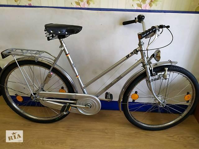 продам Велосипед дамка Junkermann 26 планетарка 3 бу в Луцке